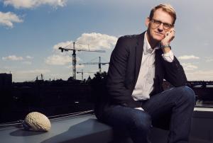 """Martin Ingvar älskar känslan när han upptäckt något ingen annan känner till: """"Det ger en boost i belöningssystemet."""" Foto: Martin Stenmark."""